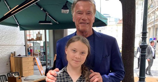 Greta-A Schwarzenegger